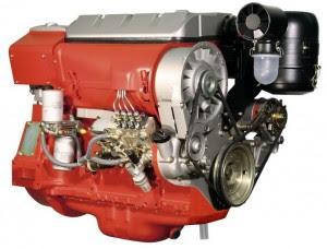 Motor Deutz Serie 914