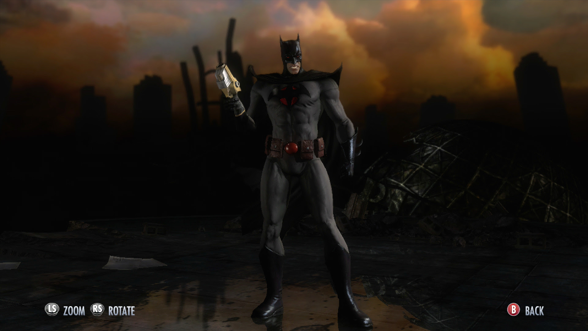 Injustice Gods Among Us Wallpapers (85+ images)