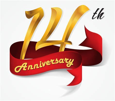 Modern & Traditional 14th Wedding Anniversary Gifts for