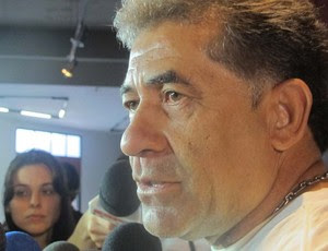 Nunes, ex-atacante do Flamengo  (Foto: Richard Souza / Globoesporte.com)
