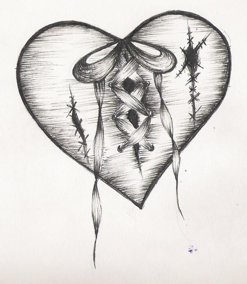 Heart Tattoo Designs Gallery 30