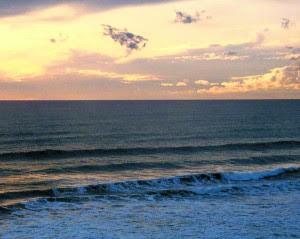 """""""Os mares parecem cantar a glória futura de um dos maiores povos da Terra"""""""