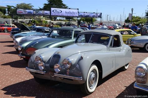 1953 Jaguar XK120 at the RM Sotheby's : Monterey