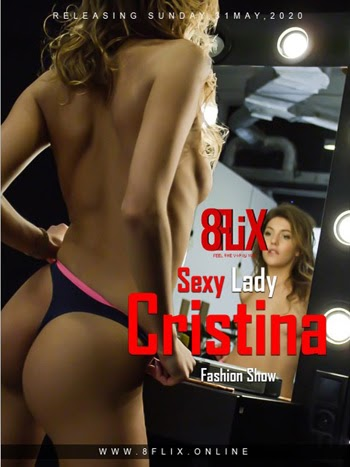 Sexy Lady Crisitna 2020 ORG Hindi EightShots Originals Short Video 720p HDRip 60MB