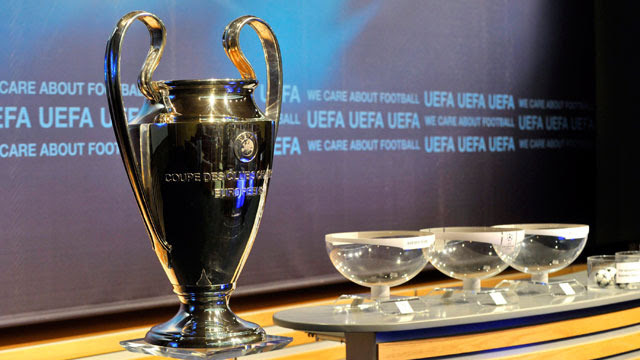 Image result for UEFA CHAMPS DRAW