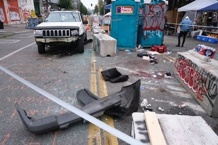 TREND ESSENCE:Another Fatal Shooting in Seattle's 'CHOP' Protest Zone