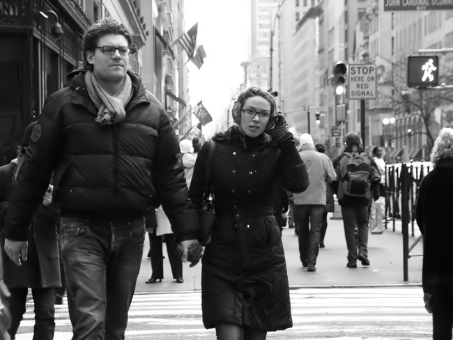 Cold Couple, NYC