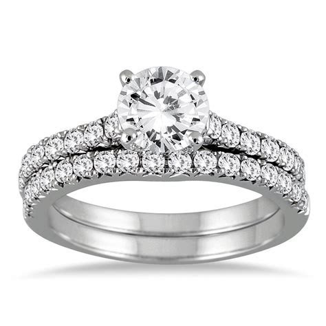 2.50CT ROUND SOLITAIRE ENGAGEMENT RING MATCHING BAND 14K