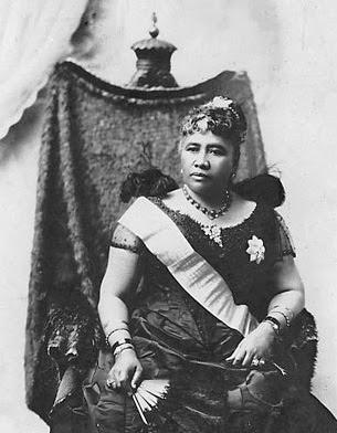 Lili'uokalani, Queen of Hawai'i