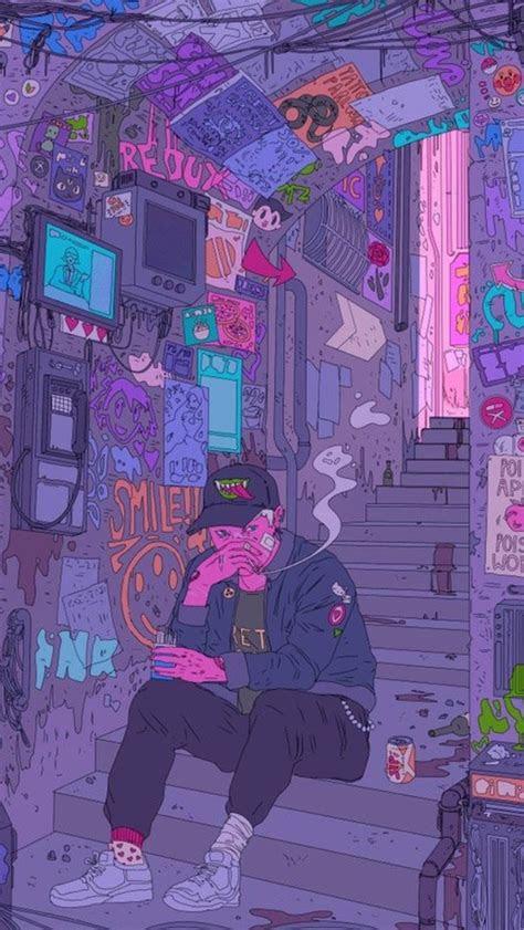 grunge tumblr   aesthetic art psychedelic art