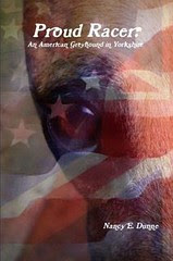 An American Greyhound in Yorkshire Cover by Nancy Dunne
