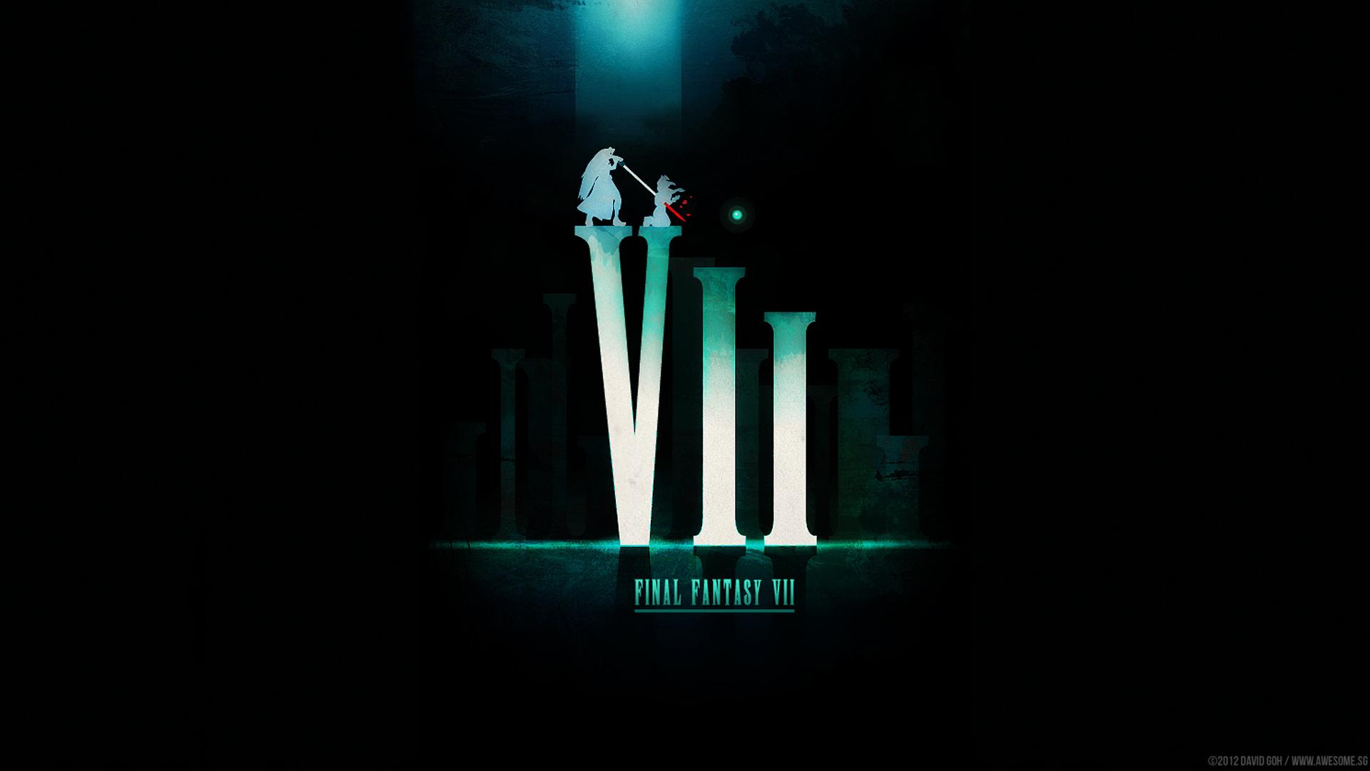 Final Fantasy Vii 1920x1080 Wallpapers