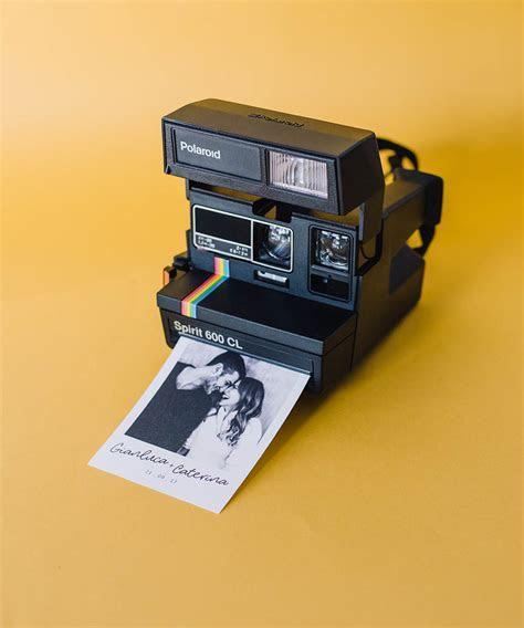 Partecipazione di Matrimonio Polaroid