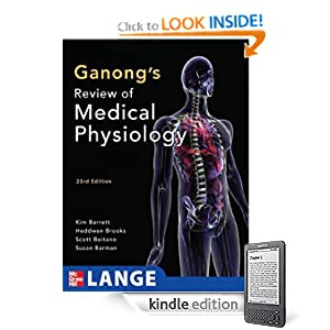 Free medical books august 2011 ganongs review of medical physiology 23rd edition fandeluxe Images