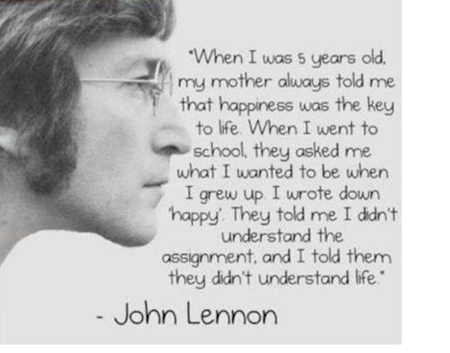 John Lennon Not A Perfect Man But A Pretty Perfect Quote And Words