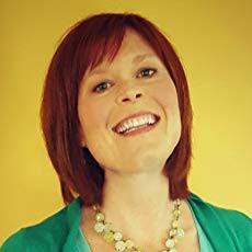 Headshot for author Jessica Bayliss.
