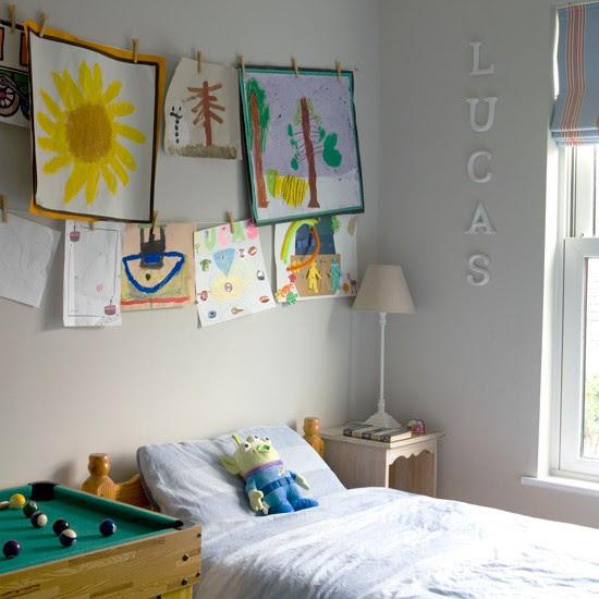 Ideal Home magazine, decorating ideas