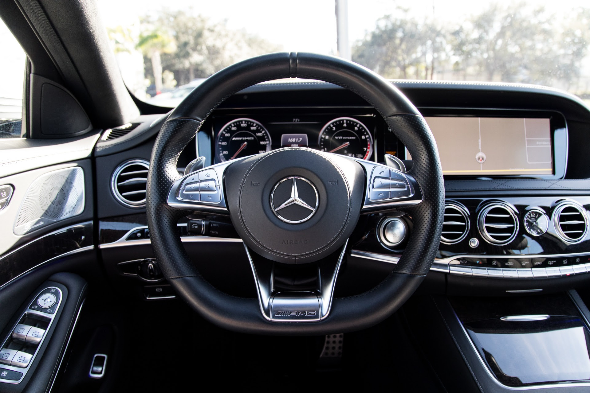 Used 2016 Mercedes-Benz S-Class AMG S 63 For Sale ($72,900 ...