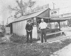 early Lexington BBQ