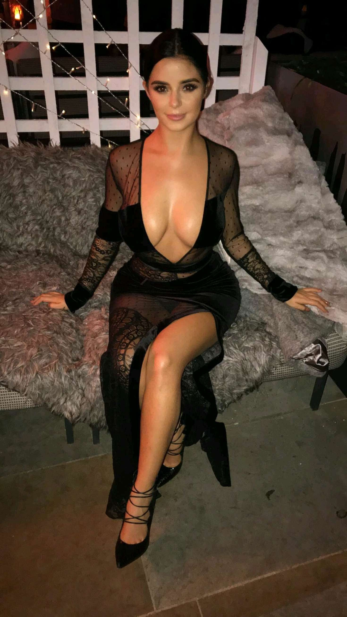 Demi Rose – Madison Launch Party in London