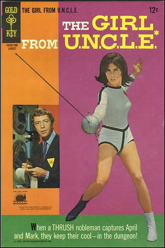 The Girl From U.N.C.L.E.* #4