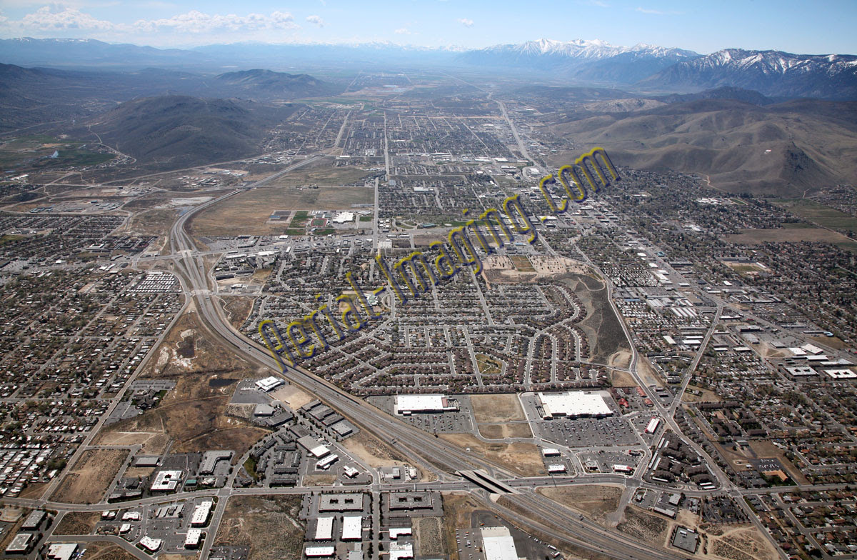Carson City Nv Usa Map Guide 2016