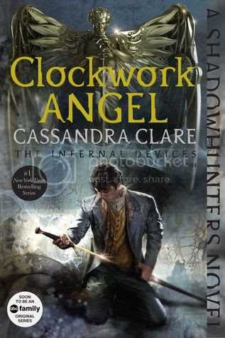 https://www.goodreads.com/book/show/29674325-clockwork-angel
