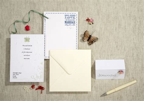 How To Make Your Own Wedding Invitations   Confetti.co.uk