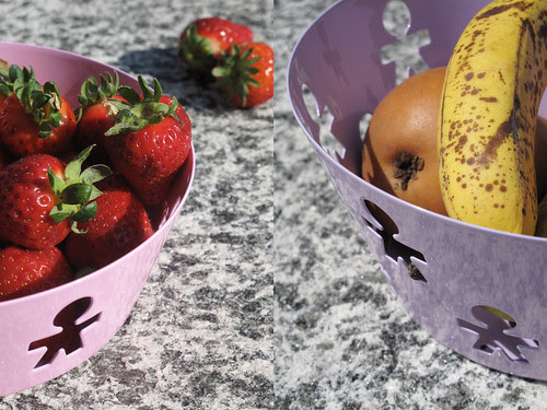 Alessi e frutta