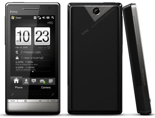 htc touch diamond2 by you.