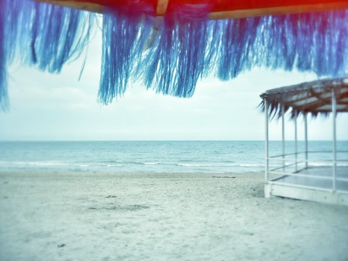 La spiaggia viota di Silvi Marina by Ylbert Durishti