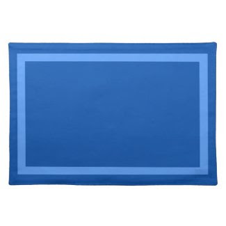 "Blue Plate Special Placemats 20"" x 14"""