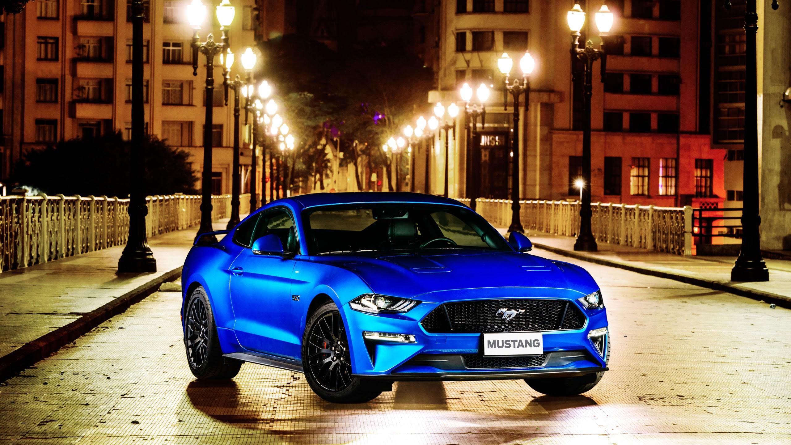 2018 Ford Mustang GT Fastback 4K 8 Wallpaper | HD Car ...