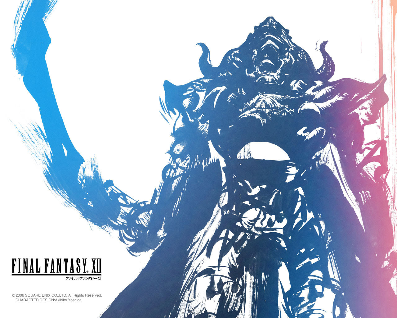Final Fantasy Xii Wallpapers Ashe Vaan Balthier Fran Basch
