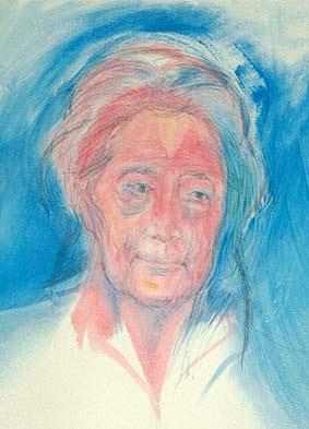 Ein lyrisches Portrait von Hilde Domin