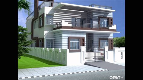duplex residential home design  oriay bd youtube