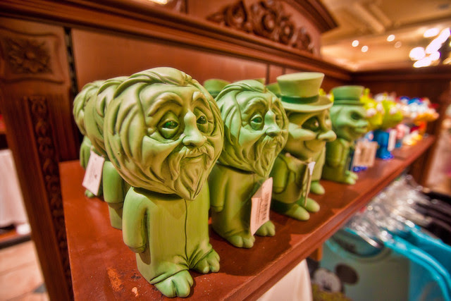 Bobbleheads for Sale at the Main Street Emporium