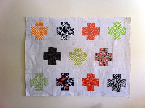 Modern Crosses Wall Hanging