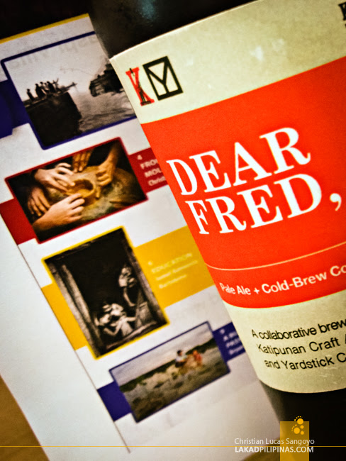 Dear Fred Beer/Coffee at the Ten Photos to Shake The World Photo Contest