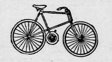 Triangle Frame Bicycle Design