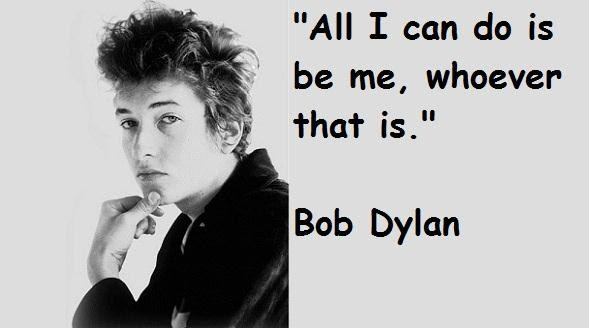 bob dylan quotes Success