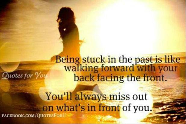 Quotes About Stuck In The Past 71 Quotes