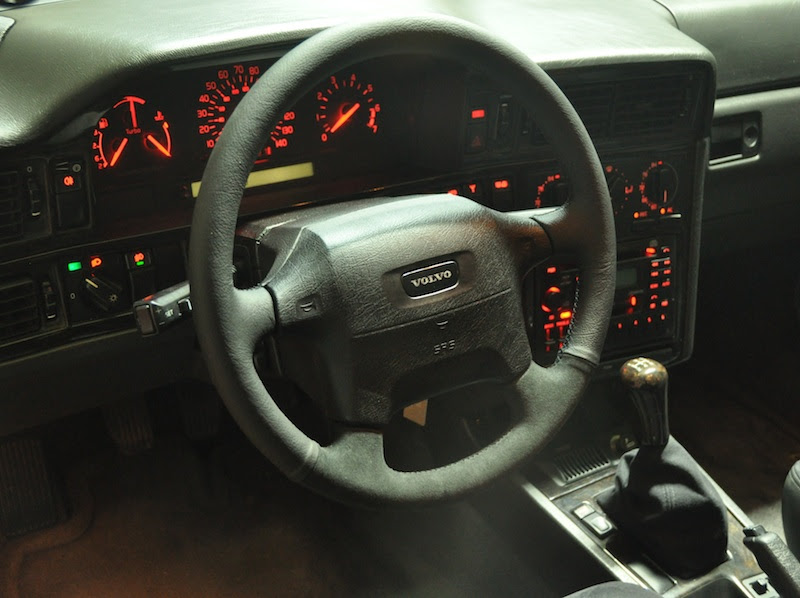 1992  Shift Boot Steering Wheel Cover
