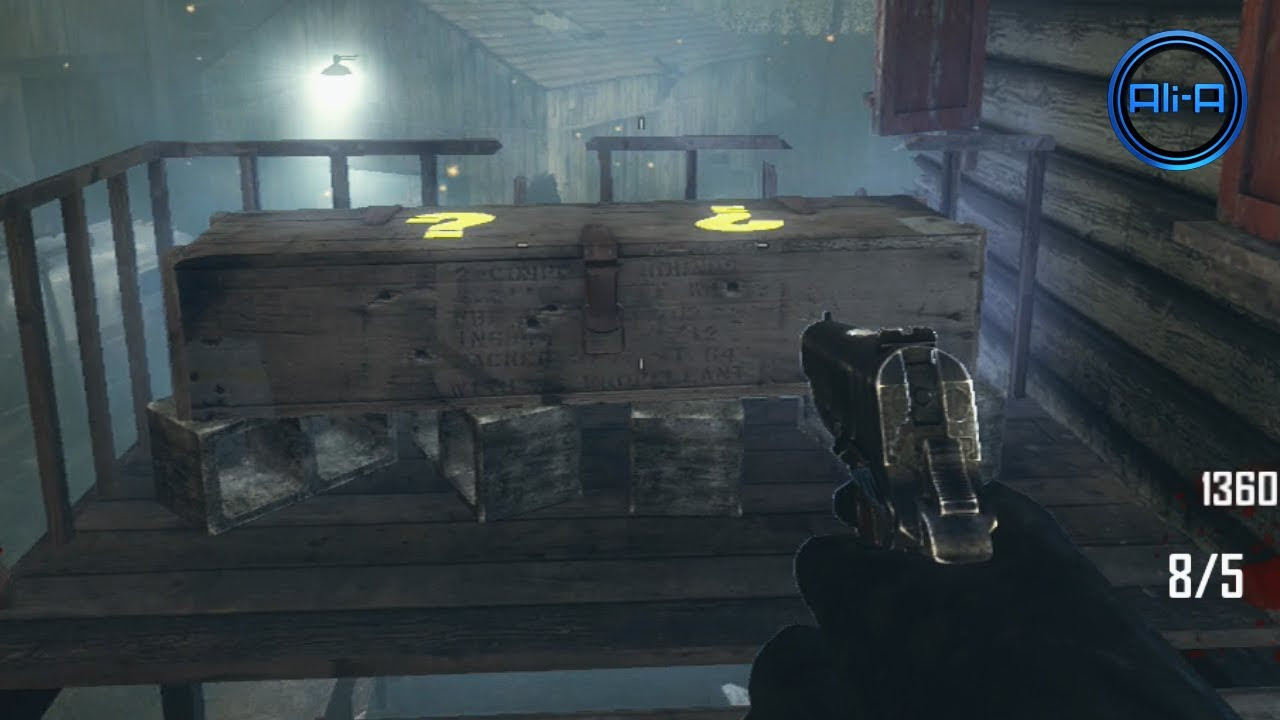 Black Ops 2 Zombies Gameplay Farm Strategy Map Guide