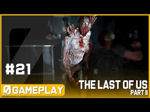 THE LAST OF US part II #21 Espreitadores (PT-BR) SrKrash | #Nv0Live