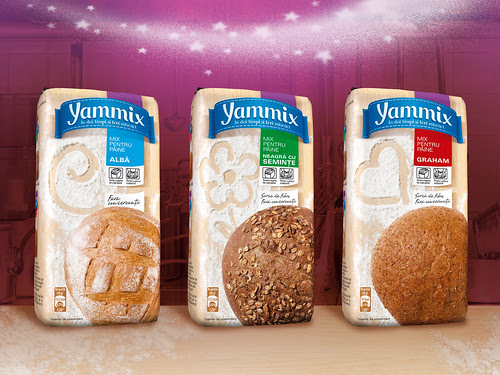 Yammix / Bread, magically!