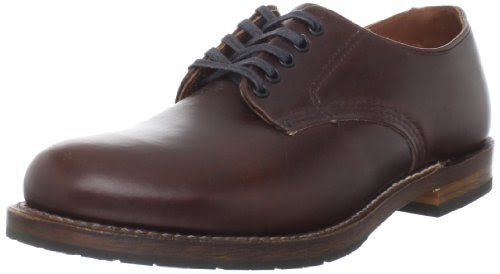 Red Wing Heritage Men's Beckman Oxford Shoe,Antique Cigar Featherstone,11.5 D US