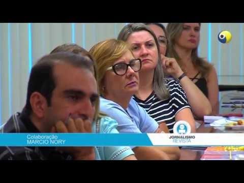 Uniderp recebe diretores de escolas públicas estaduais para projeto Aliança Brasileira pela Educação