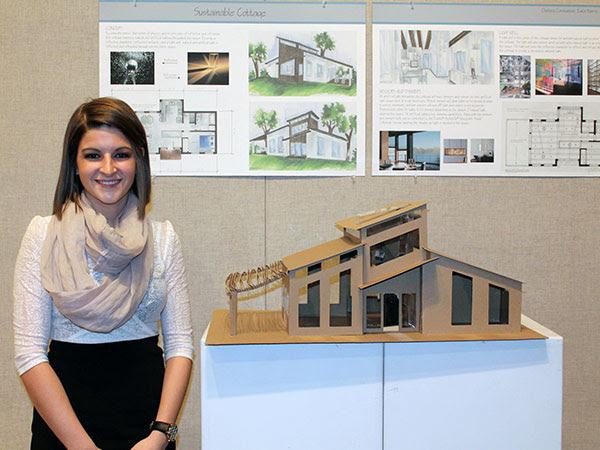 La Roche Design Division | Interior Design Scholarship Recipient