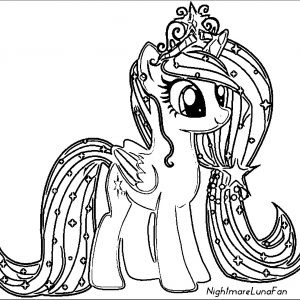 9500 My Little Pony Coloring Pages To Color Online  Images